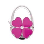 BrightMe Pretty - Pink lóhere táskatartó ékszer