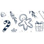 Karácsonyi ajándékutalvány grafika