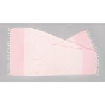 BrightMe Barbados törölköző - rózsaszín