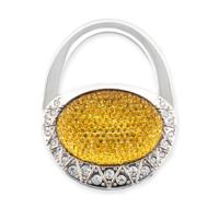 BrightMe Purse Sparkle táskatartó ékszer - Sárga