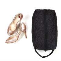 BrightMe Cipőtartó táska - fekete