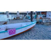 BrightMe Belize törölköző - ANCHOR PINK