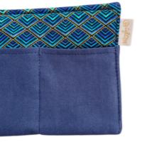 Textil táskarendező - PEACOCK