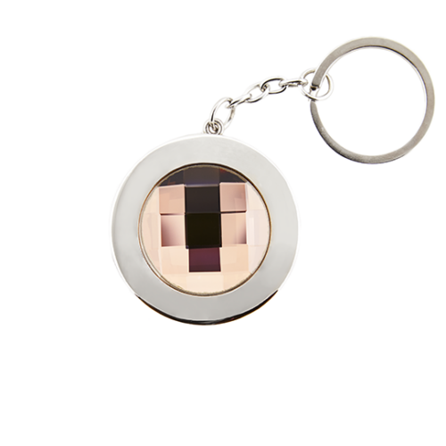 BrightMe Classic - Rózsaszín kulcstartó