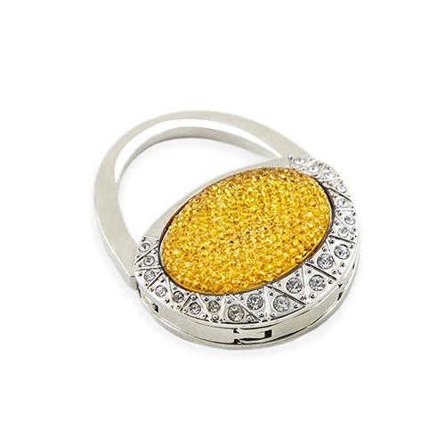 BrightMe Purse - Sárga táskatartó ékszer