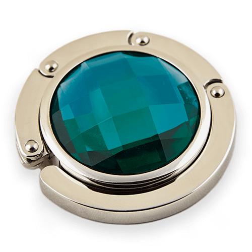 BrightMe Classic táskatartó ékszer - Zöldes kék e237e03d13