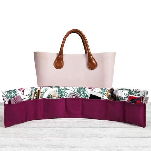 Purple Flamingo táskarendező