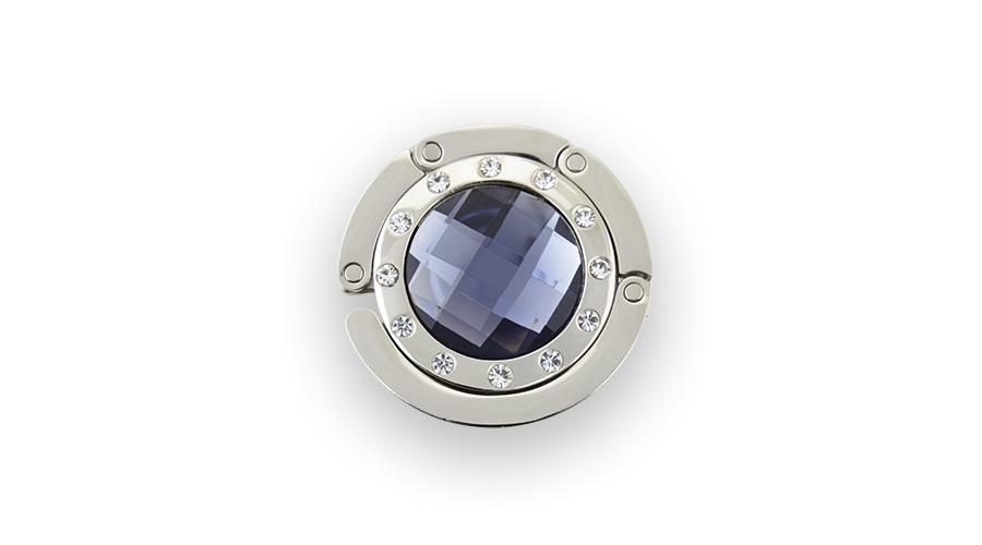 BrightMe Classic táskatartó ékszer - Tintakék 9b7a1a645a