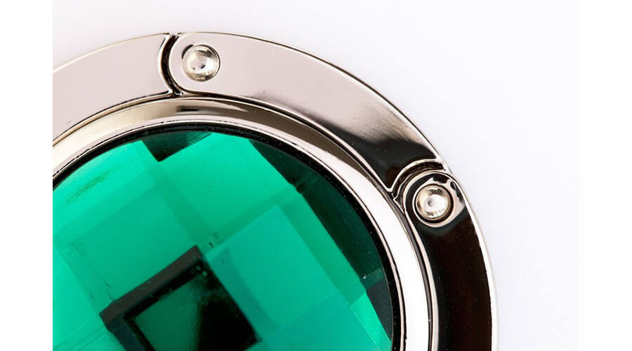 BrightMe Classic táskatartó ékszer - Sötétzöld 55c47fd88c
